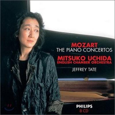 Mitsuko Uchida 모차르트 : 피아노 협주곡집 (Mozart : Piano Concertos) 미츠코 우치다
