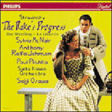 Stravinsky  : The Rake's Progress : Ozawa