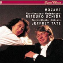 Mozart : Piano Concertos : UchidaㆍTate