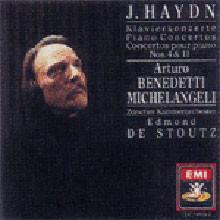 Haydn : Piano Concertos Nos. 4 & 11 : Michelangeli