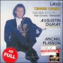 Lalo : Symphonie EspagnoleㆍConcerto Pour Violon : DumayㆍPla