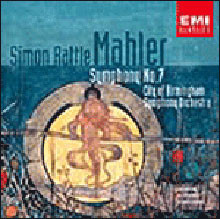 Mahler : Symphony No.7 in E : Rattle