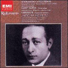비에냐프스키 / 비외탕 : 바이올린 협주곡 - 하이페츠, 바르비롤리