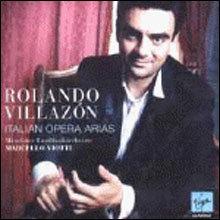 이탈리아 오페라 아리아집 - 롤란도 빌라존