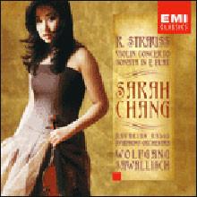 R.슈트라우스 : 바이올린 협주곡ㆍ소나타 - 장영주