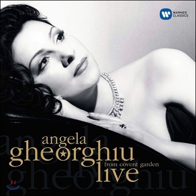 Angela Gheorghiu 안젤라 게오르규 - 코벤트 가든 실황 (Live From Covent Garden)