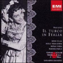 Rossini : Il Turco in Italia : CallasㆍGavazzeni