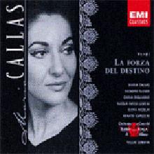 Verdi : La forza del destino : CallasㆍSerafin