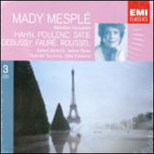 Mady Mesple - Melodies Francaises