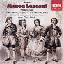 Auber : Manon Lescaut : Marty