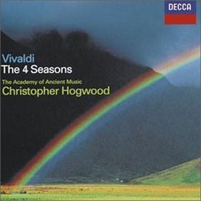 Vivaldi : The Four Seasons : Hogwood