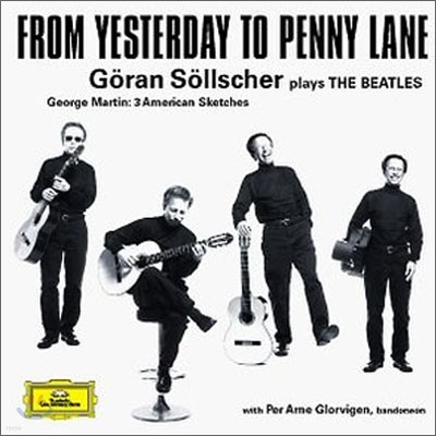From Yesterday To Penny Lane : 비틀즈 앨범 2 - 괴란 죌셔