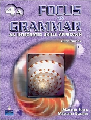 Focus on Grammar 4A : Student Book with CD