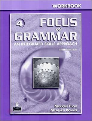 Focus on Grammar 4 : Workbook