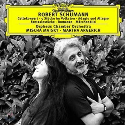 Mischa Maisky / Martha Argerich 슈만: 첼로 협주곡, 로망스, 환상소곡 (Schumann: Cello Concerto Op.129, Fantasiestucke Op.73)