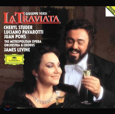 Verdi : La Traviata : PavarottiㆍLevine