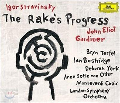 Stravinsky : The Rake's Progress : Gardiner