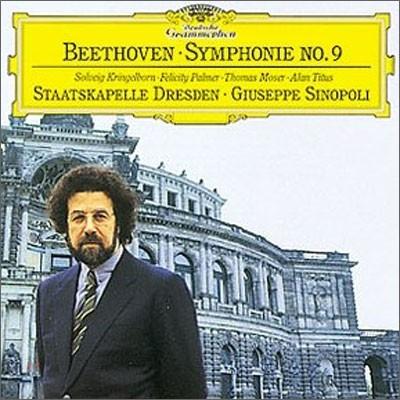 베토벤 : 교향곡 9번 - 주제페 시노폴리