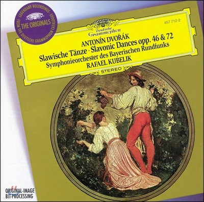 Rafael Kubelik 드보르작: 슬라브 무곡 - 라파엘 쿠벨릭 (Dvorak: Slavonic Dances Opp.46, 72)