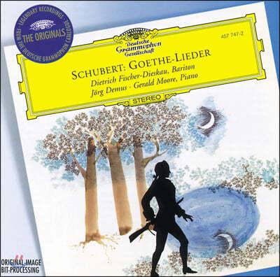 Dietrich Fischer-Dieskau 슈베르트: 괴테 가곡집 (Schubert: Goethe-Lieder)