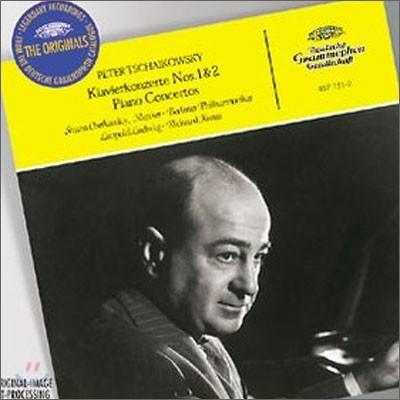 차이코프스키 : 피아노 협주곡 1ㆍ2번 - 크라우스