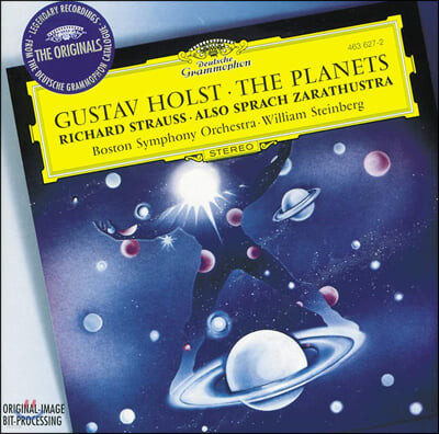 William Steinberg 홀스트: 혹성 / 슈트라우스: 차라투스트라 (Holst: The Planets / Strauss: Also sprach Zarathustra)