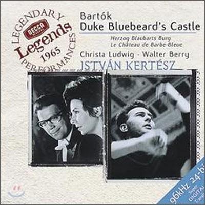Bartok : Duke Bluebeard's Castle : Kertesz