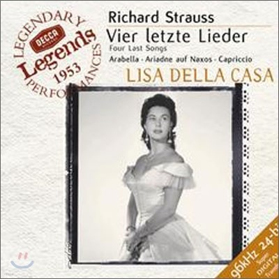 R.슈트라우스 : 네 개의 마지막 노래 - 카사