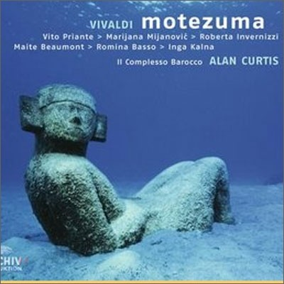 Vivaldi : Motezuma : Curtis