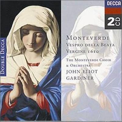 John Eliot Gardiner 몬테베르디: 성모의 저녁기도 (Claudio Monteverdi: Vespro della Beata Vergine) 존 엘리엇 가디너, 잉글리쉬 바로크 솔로이스츠