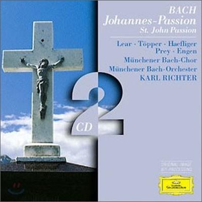 Karl Richter 바흐: 요한 수난곡 (Bach: St. John Passion) 칼 리히터