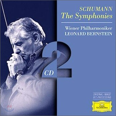 Leonard Bernstein 슈만 : 교향곡 전집 (Schumann : The Symphonies) 레오나르드 번스타인