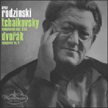 Tchaikovsky : Symphony No.5 & 6 / Dvorak : Symphony No.9 'From the New World' : Rodzinski