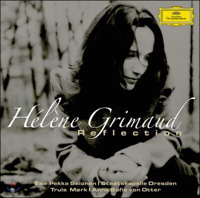 Helene Grimaud 슈만: 피아노 협주곡, 가곡 / 브람스 : 첼로 협주곡 - 엘렌 그뤼모 (Reflection)