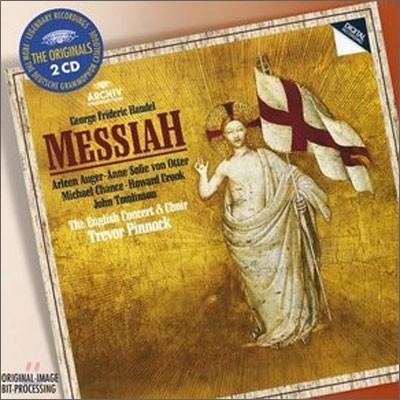 Trevor Pinnock 헨델 : 메시야 (Handel : Messiah) 트레버 피노크