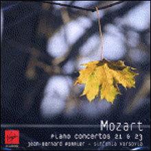 Mozart : Piano Concertos 21 & 23 : Jean-Bernard Pommier