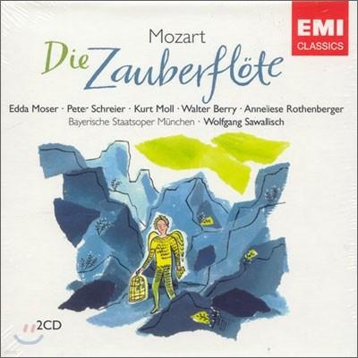 Mozart : Die Zauberflote : Sawallisch
