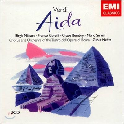 Verdi : Aida : Mehta