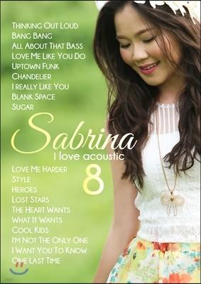 Sabrina - I Love Acoustic 8