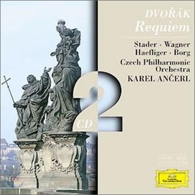 Dvorak : Requiem : Karel Ancerl