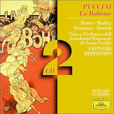 Puccini : La Boheme : Bernstein