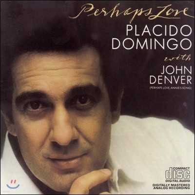 Placido Domingo - Perhaps Love