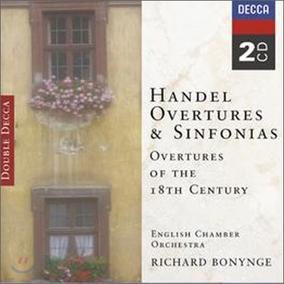 Overtures of the 18th Century : Bonynge