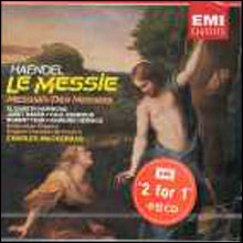 Handel : Le Messie : Mackerras