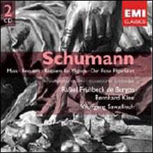 Schumann : Requiem fuer Mignon etc. : BurgosㆍKleeㆍSawallisch