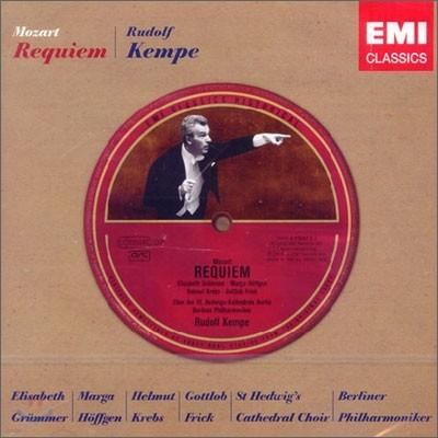 Mozart : Requiem : Kempe