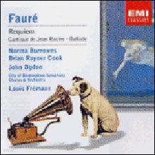Faure : Requiem Etc. : Fremaux
