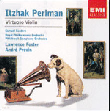 Itzhak Perlman - Virtuoso Violin