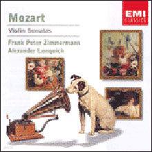 Mozart : Violin Sonatas : ZimmermannㆍLonquich