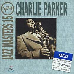 Jazz Masters 15 - Charlie Parker